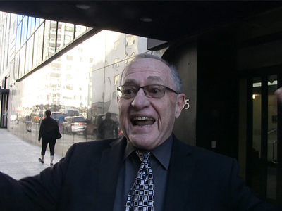 Alan Dershowitz -- I Coulda Gotten Jesus Off!!!