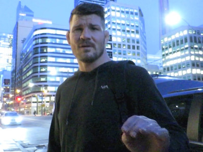 Conor McGregor -- Already Written Out of 'xXx' Movie ... Says Michael Bisping (VIDEO)