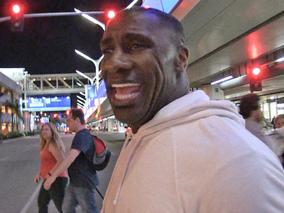 Shannon Sharpe -- BLASTS MANZIEL ... Image Makeover Is a Crock (VIDEO)