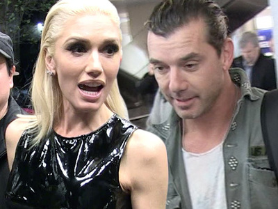 Gwen Stefani Divorce -- Gavin Didn't Get My Music ... Or My Fashion Line