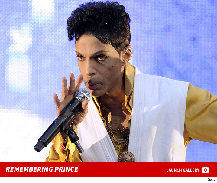 Prince Dating At Time Of Death
