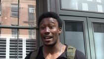 Brandon Marshall -- Jets Gotta Keep Fitzpatrick ... I'll Raise The Money!!! (VIDEO)