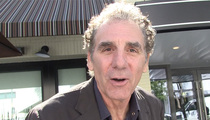 Michael Richards -- On 'Angry White Men' and Harriet Tubman ... Very Awkward Moment (VIDEO)