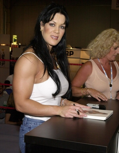 chyna wrestler and pornstar