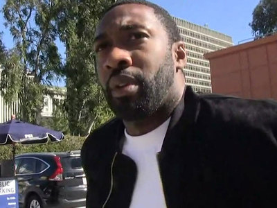 Gilbert Arenas -- Sorry I Said 'Eff My Kids' ... But My Ex Set Me Up
