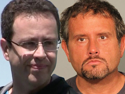 Jared Fogle -- Wins $180k from Child Porn Partner in Crime