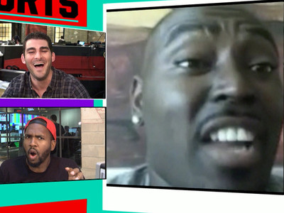 NFL's Arthur Jones -- I Might Fight UFC ... After NFL Career (VIDEO)