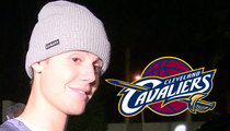 LeBron James -- Saves Justin Bieber ... Crisis Averted