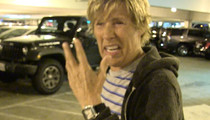 Swim Legend Diana Nyad -- Rio Is Unsafe ... Olympians In Serious Danger (VIDEO)