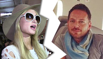 Paris Hilton -- Transcontinental Distance Caused Breakup with Swiss BF