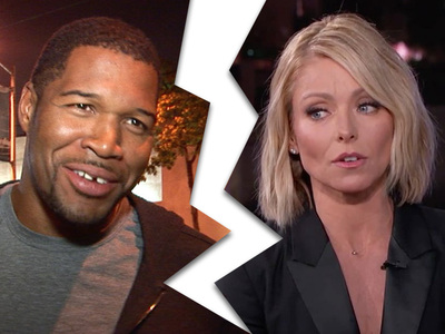 Michael Strahan -- Leaving 'Live' for Good in Two Weeks