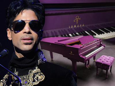 Prince -- Came So Close to Becoming the Purple Piano Man