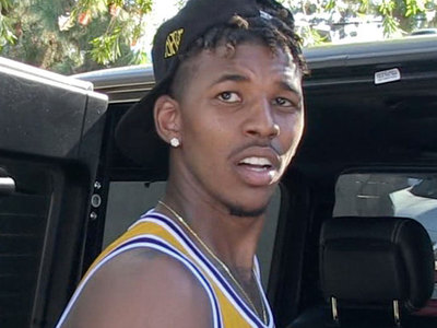 Nick Young Sued -- He Stiffed Me for $700 Large!