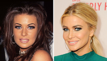 Carmen Electra -- Good Genes Or Good Docs?