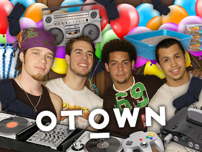 O-Town -- Tour Demands Are All '90s Or Nothing
