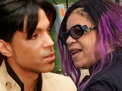 Prince -- Tyka Storms Out of Family Meeting ... Money Fight Looms