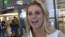 Paige VanZant -- Tyson Fury Deserves an Ass Whoopin' ... Over Sexist Rant (VIDEO)