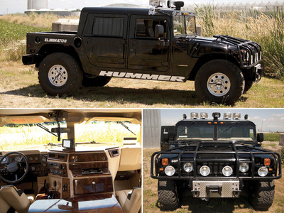 Tupac -- No California Love ... My Hummer is Headed to the Midwest!