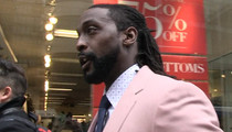 NFL's Peanut Tillman -- I Wanna Be an Uber Driver ... After NFL Career (VIDEO)