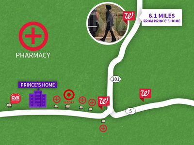 Prince -- Traveled Miles For Prescription Pill Addiction