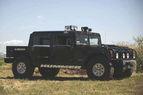 <span>Tupac's fully loaded 1996 American Motor's Hummer -- which was purchased a little less than a month before his death --  is being hawked in a one week online auction through RR Auction.com. RR Auction has estimated it to go for well over $100,000. </span><span></span>