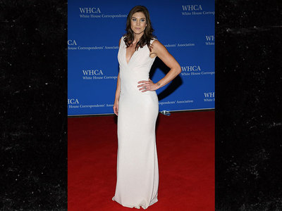 Hope Solo -- Invited to White House Correspondents Despite Obama Snub