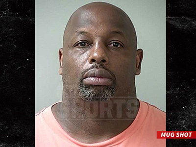 NFL's Dana Stubblefield -- Charged with Raping Mentally Disabled Woman