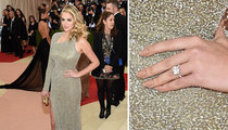 Kate Upton -- I'M ENGAGED ... And I Got a Big Ass Ring!!