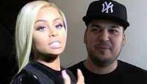 Blac Chyna -- Safe Cracked in Home Burglary ... Rob Kardashian Calls Cops