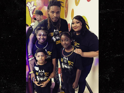 Fetty Wap -- The Force is Strong at Son's Birthday Party (PHOTOS)