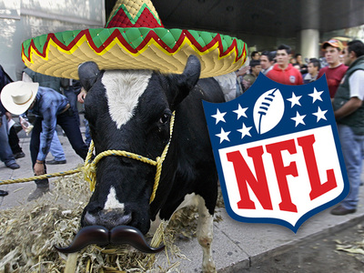 NFL Warns Players -- BEWARE MEXICAN MEAT ... Eating May Be Cheating