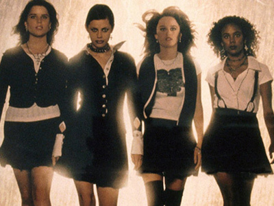 Wait'll You See These Four Witchy Women Now -- As One 'Craft' Star BLASTS 'Charmed'