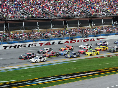 Talladega Superspeedway -- 2 Dead Bodies Found After Race