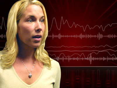 Eminem's Ex-Wife Kim Mathers -- Drunken Wreck Was Suicide Attempt (AUDIO)