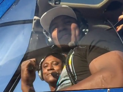 Yasiel Puig -- Chopper Plans Grounded ... Dodgers Heli-Disapproved