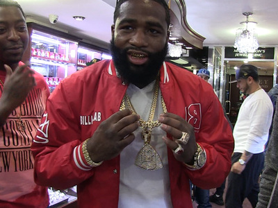 Adrien Broner -- My Favorite Disney Movie Is 'Frozen' ... Just Like My Neck (VIDEO)