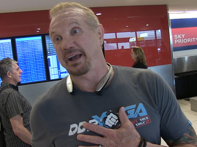 Diamond Dallas Page -- I Can Save Kobe ... Just Like I Saved Chris Jericho