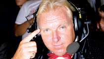 Bobby 'The Brain' Heenan -- Hospitalized In Florida ... After Falling At Home