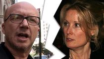 'Crash' Director Paul Haggis -- Divorce Has Me Writing More Checks Than Movies