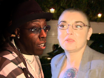 Arsenio Hall Sues Sinead O'Connor Over Prince Rant ... She's a Lying Attention Whore