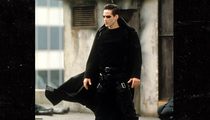 Keanu Reeves -- Cops Investigate 'Matrix' Obsessed Fan
