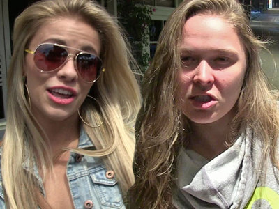 Paige VanZant -- 'Rousey Incident Was Shocking, Unnecessary'