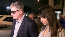 Alec Baldwin -- Tempting Fate ... Goes to Paparazzi Hot Spot (VIDEO)