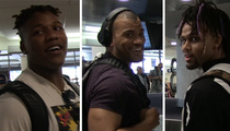 Rams Rookies -- We Wanna In Be Movies!! ... With These Stars (VIDEO)