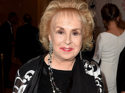 Doris Roberts -- Died of a Stroke