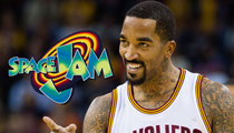 J.R. Smith -- Tapped for 'Space Jam 2' Role ... Let's Get Animated!