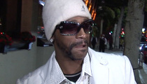 Katt Williams -- Great News!! For His Lawyers