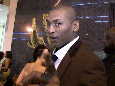 Metta World Peace -- I'm Not Retiring Yet ... Wanna Come Back to Lakers (VIDEO)