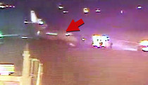 Prince -- Surveillance Video ... Emergency Landing  for Percocet OD