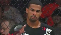 MMA's Jordan Parsons -- Arrest In Hit & Run Death Investigation